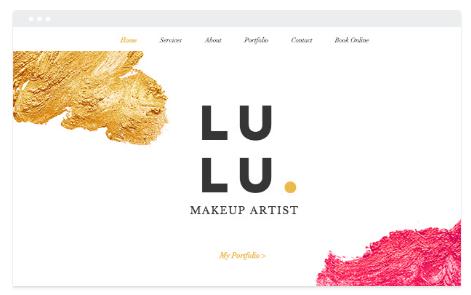 Web Design Concepts: Big Bold Typography