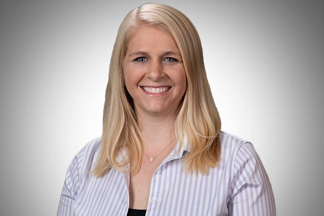 Digital Strategy Director Andrea McArthur