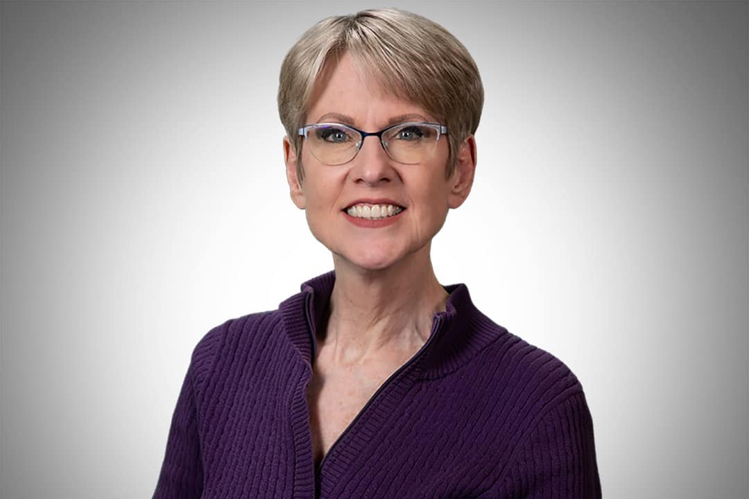 Director of Workflow Operations & Account Management Ellen Gerhard