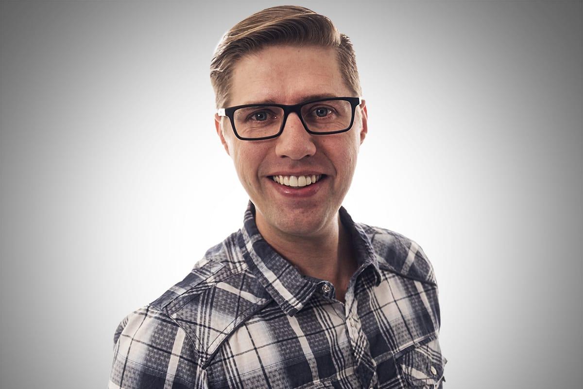 Website Designer Dustin Olsen