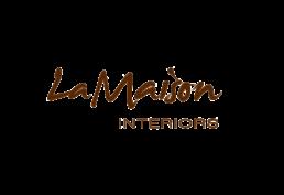 LaMaison Interiors branding