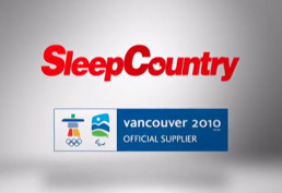 Sleep Country Canada Olympics