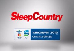 Sleep Country Canada Olympics