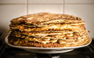 Pancake Batter and Marketing