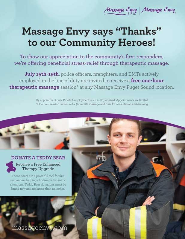 Massage Envy | Destination Marketing